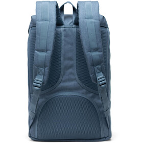 Herschel Little America Mid-Volume Sac à dos 17L, blue mirage crosshatch
